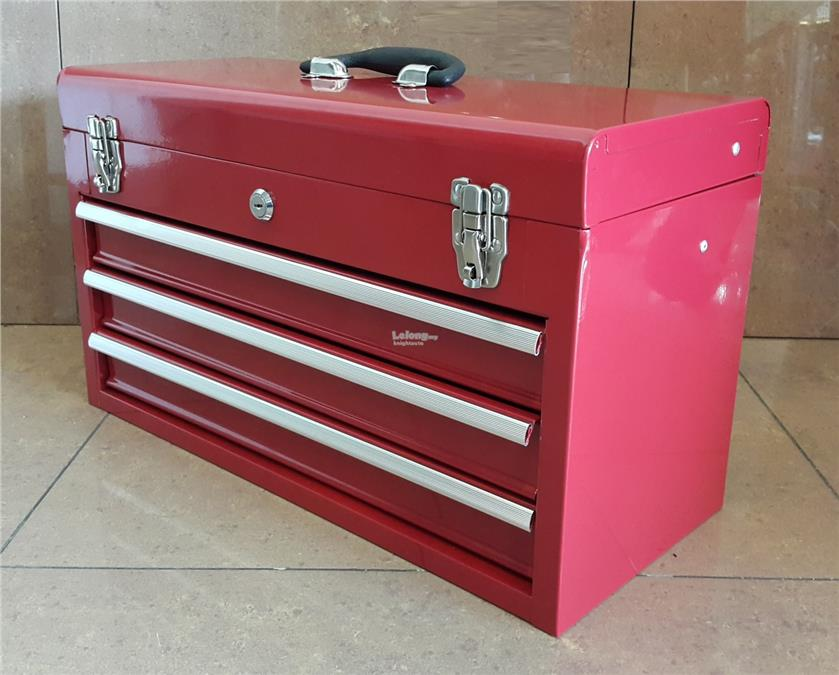 3 Drawer 52LX30HX22D Tool Box ID669316
