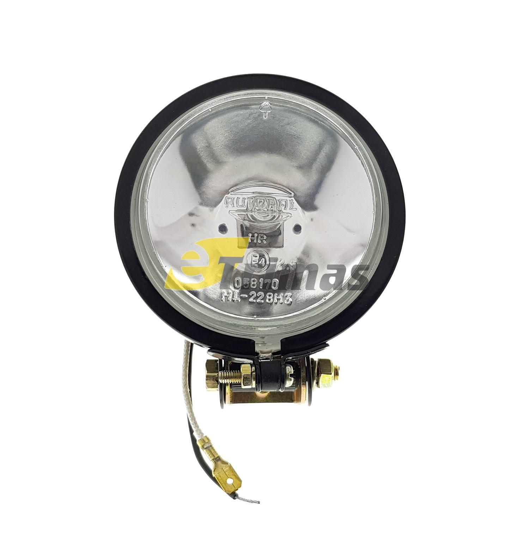 3 Inch Motor Car Bus Bike Driving Sport Light Fog Lamp H3 Bulb (2PCS)