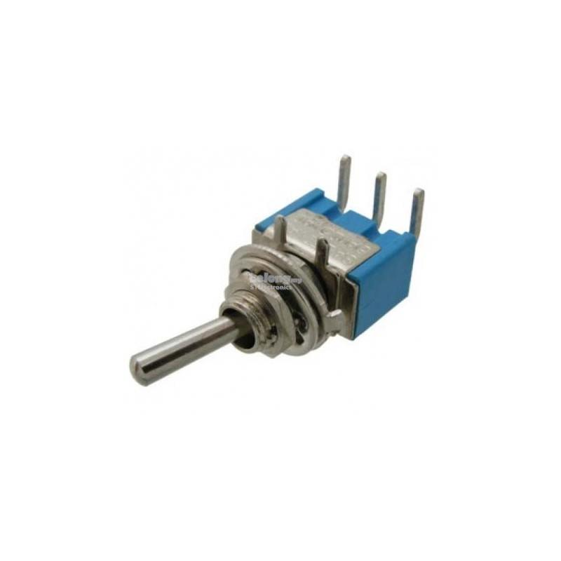 3 pins Toggle Switch Right Angle / Bent