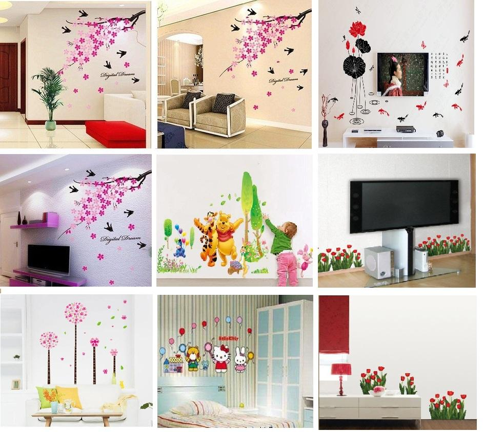 3 sets Pretty Stylish Design Wall end 712018 1200 AM