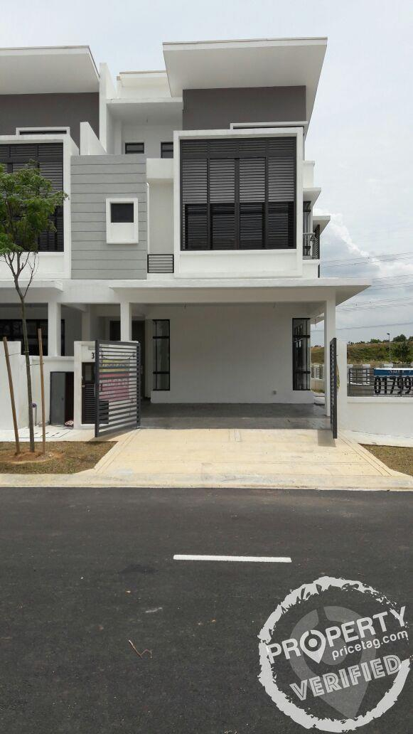 3-Storey house for sale at Alam Impian, Shah Alam
