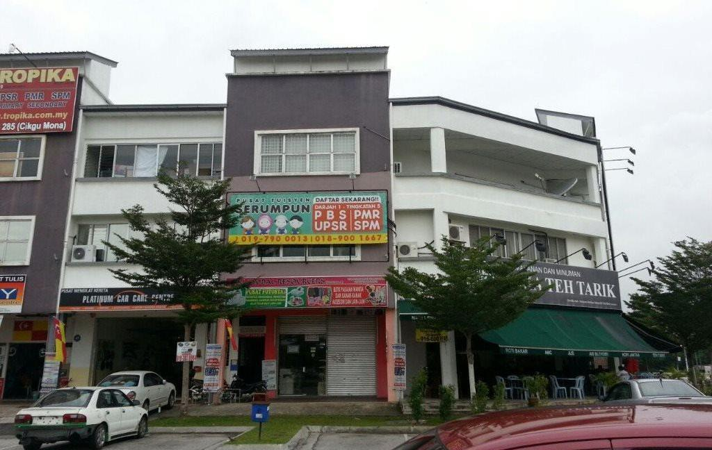 3 Sty Corner Shop Office for sale, Subang Bestari, Nova U5, Shah Alam