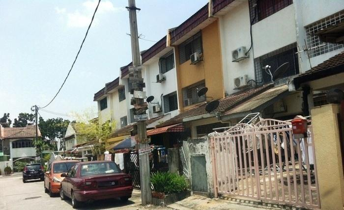 3 Sty Link House for sale, Freehold, Taman Bukit Intan, Sri Petaling