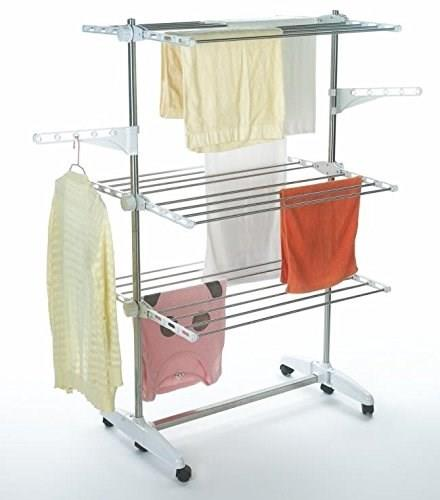 3 Tier Foldable Laundry Drying Rack End 7122019 1059 Am