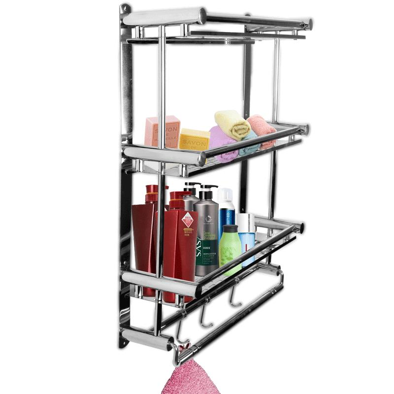 3 Tier Stainless Steel Bathroom Shelf (end 9/4/2019 1:15 PM)
