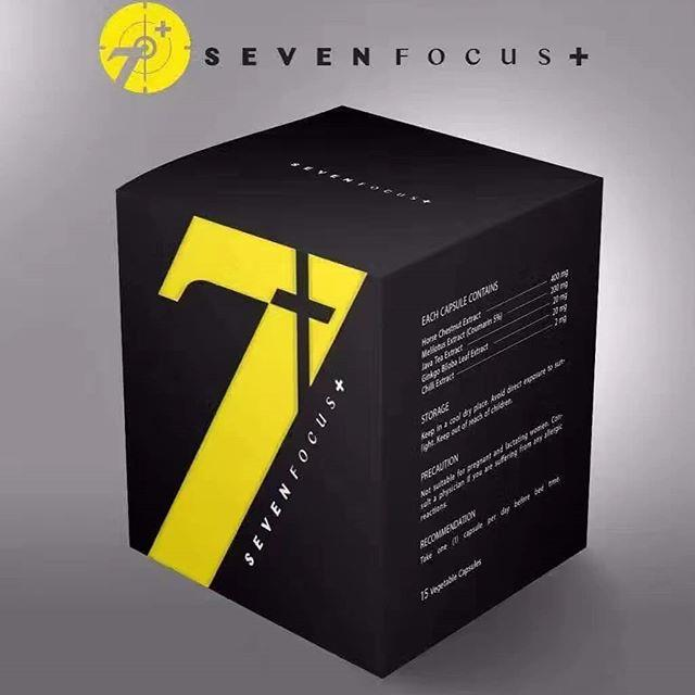 3(VIP)+ 18(Clean5 or 7Focus or Zero) FOC 3 XS Serum