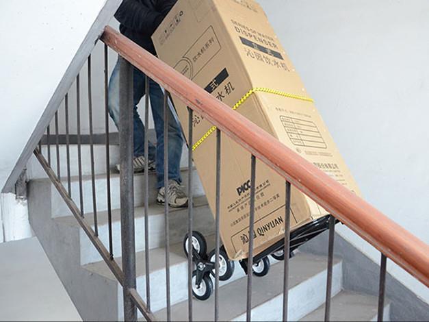 3 Wheel Stair Climbing Trolley / Hand Truck 150kg