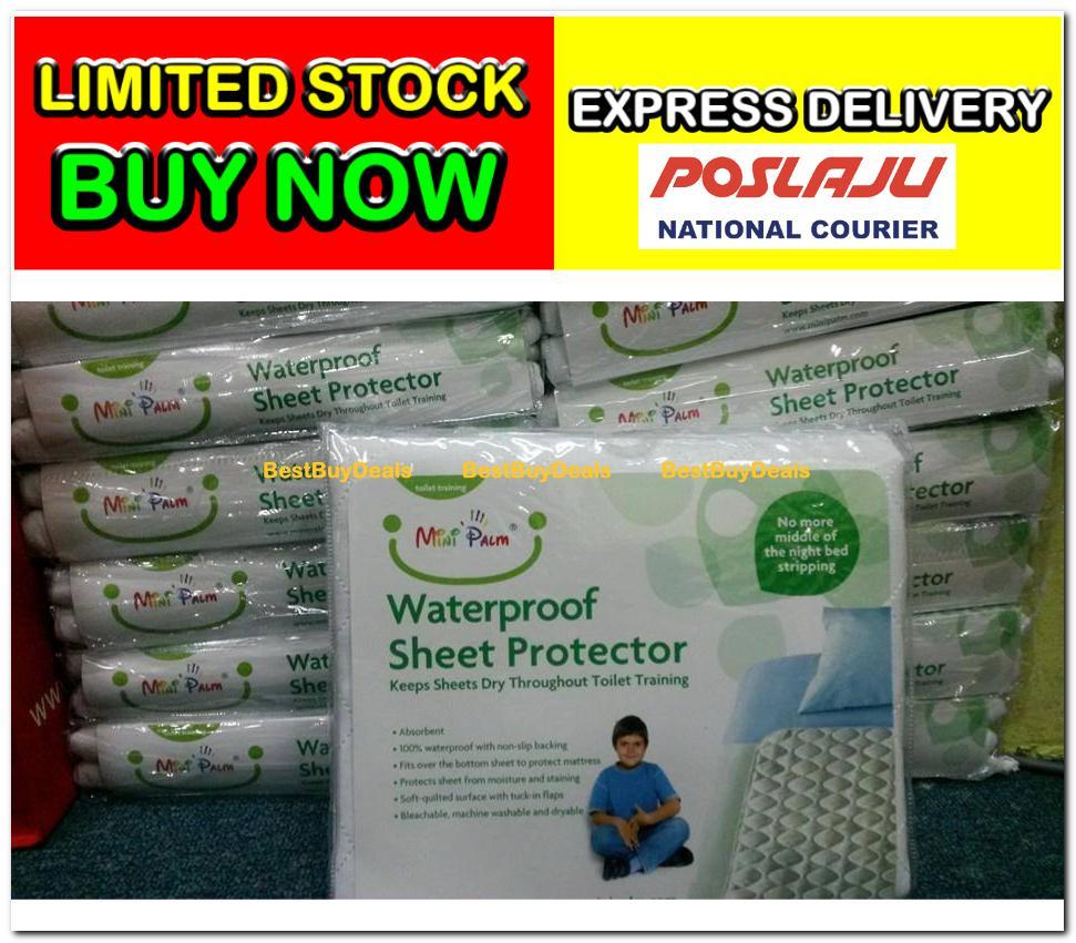 30u0027x34u0027 Waterproof Bed Sheet Protector Toilet Training Triple Layer. U2039 U203a