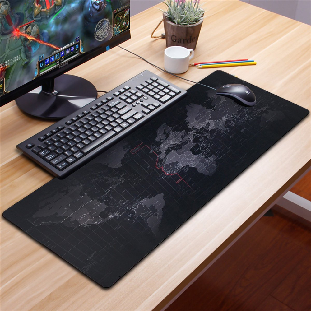 300 X 700 X 2MM Gaming Portable Mouse Pad-non-slip Rubber Base