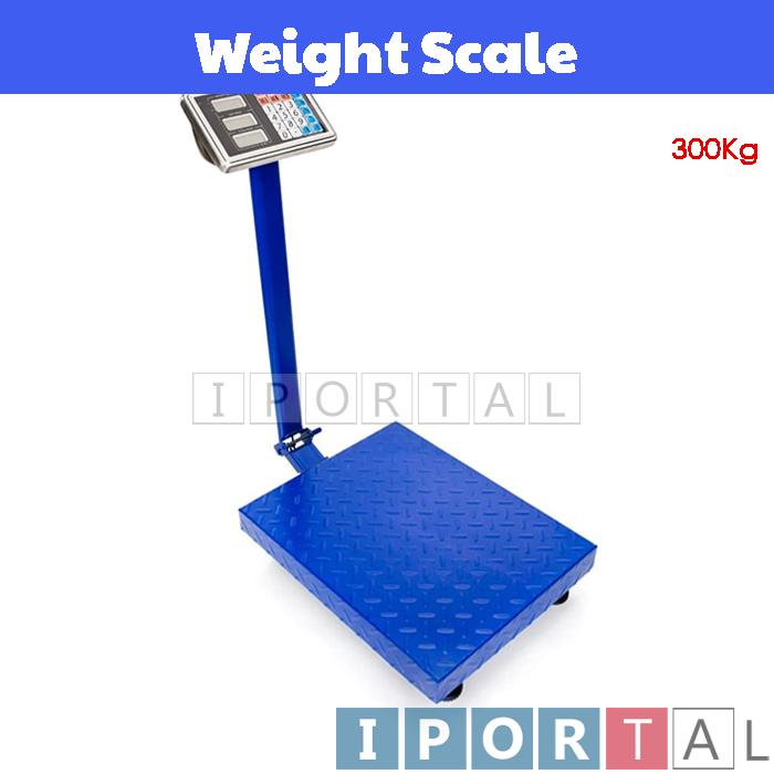 300Kg High Precision Digital Platform Industrial Grade Weight Scale