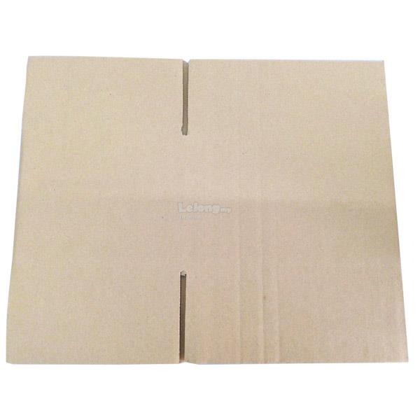 (300x195x260mm, 5 Boxes) Small Single Wall Carton Box
