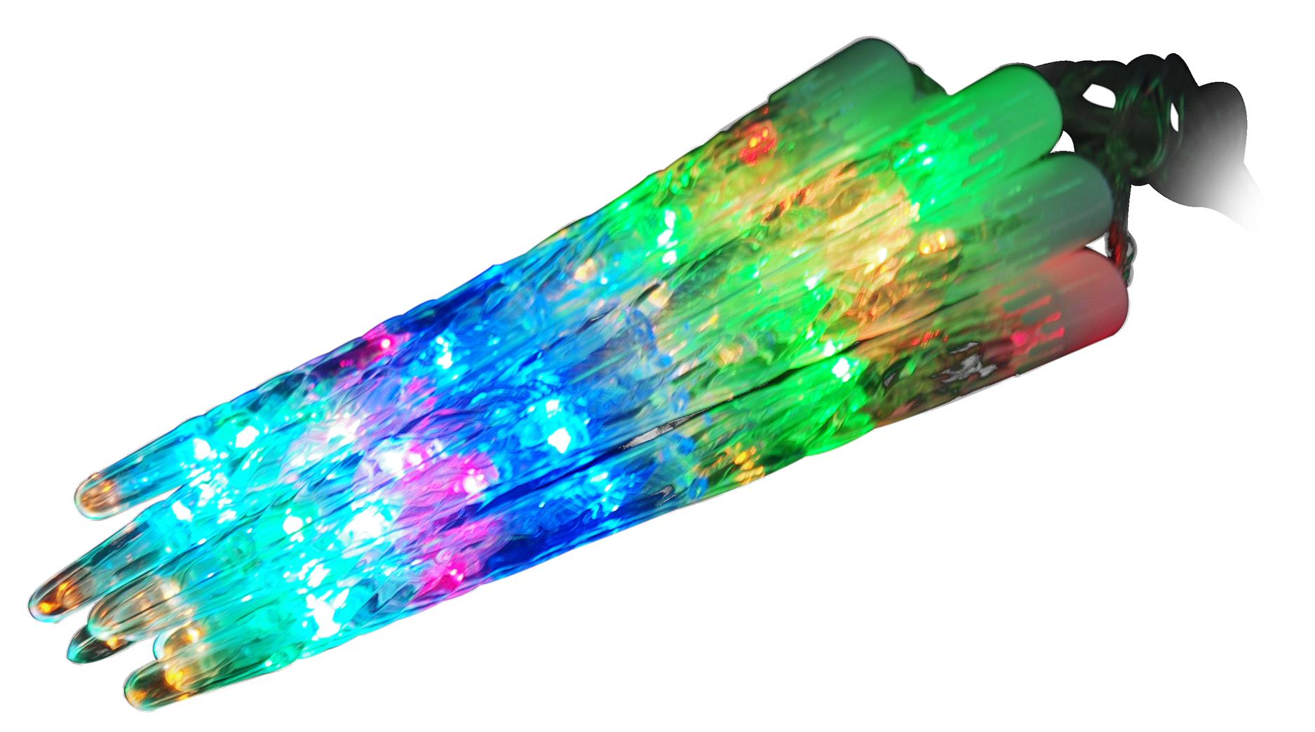 30CM Ice Cone Flowing Light