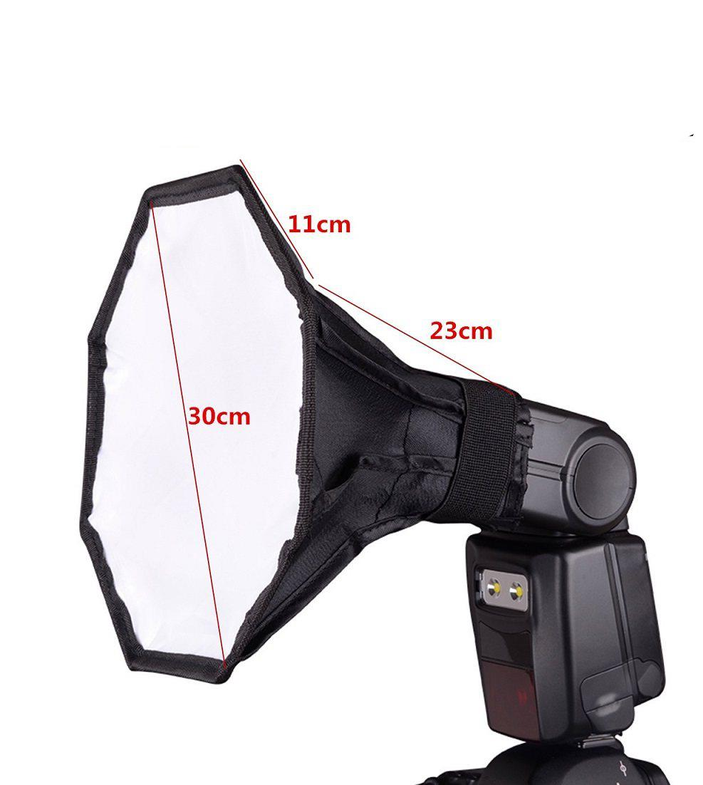 30cm Octagon Flash Diffuser MF-30