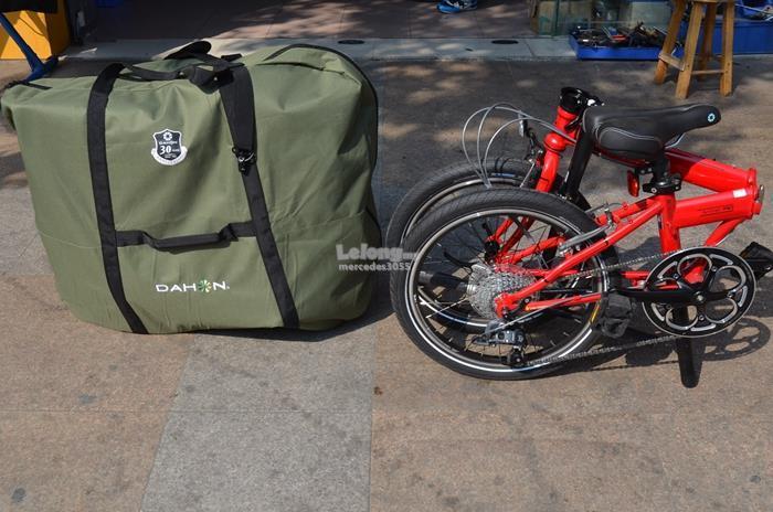 30th Anniversary Dahon Folding Bike Carry Bag 14 20