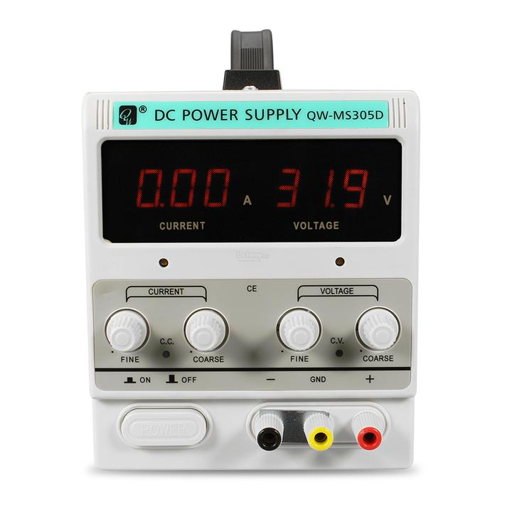 30V 5A Digital Switching Precision Adjustable Variable DC Power Supply