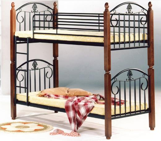 310434 Wooden Metal Bunk Bed End 8 10 2018 8 13 Pm