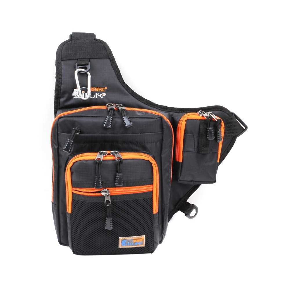 32 x 39 x 12CM iLure Multi-purpose Camping Backpack Fishing Bag