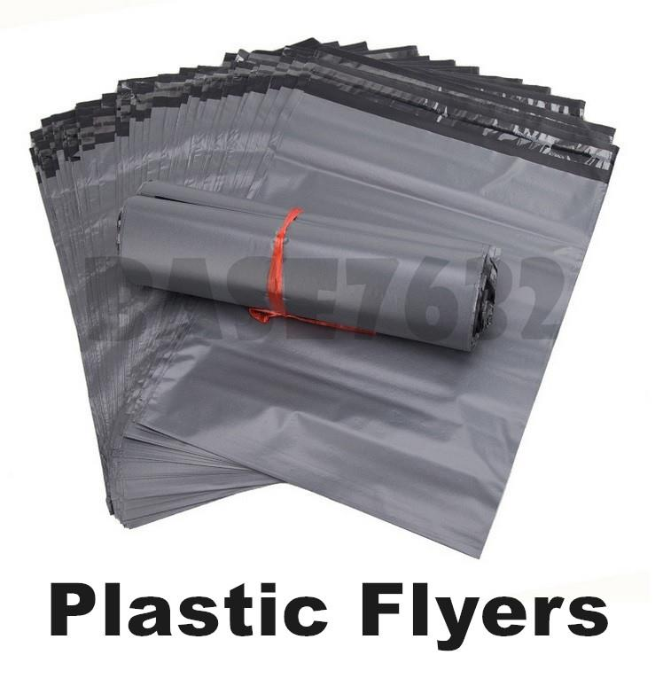 32x48cm [100pcs]  Shipping Courier Flyer Poly Mailer Plastic Bag