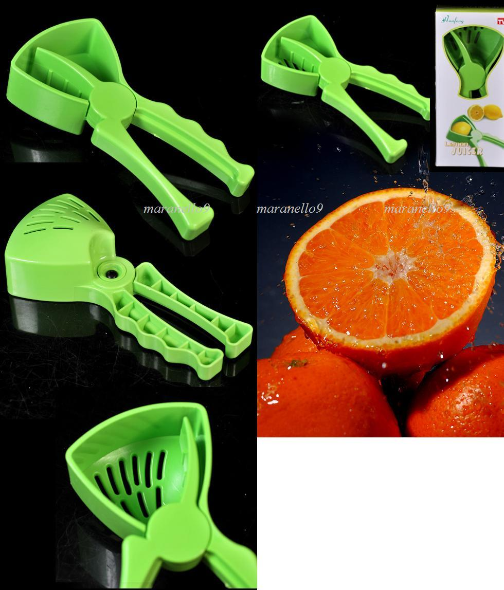 [35% OFF] Lemon/Lime/Orange Juice Press Squeezer.