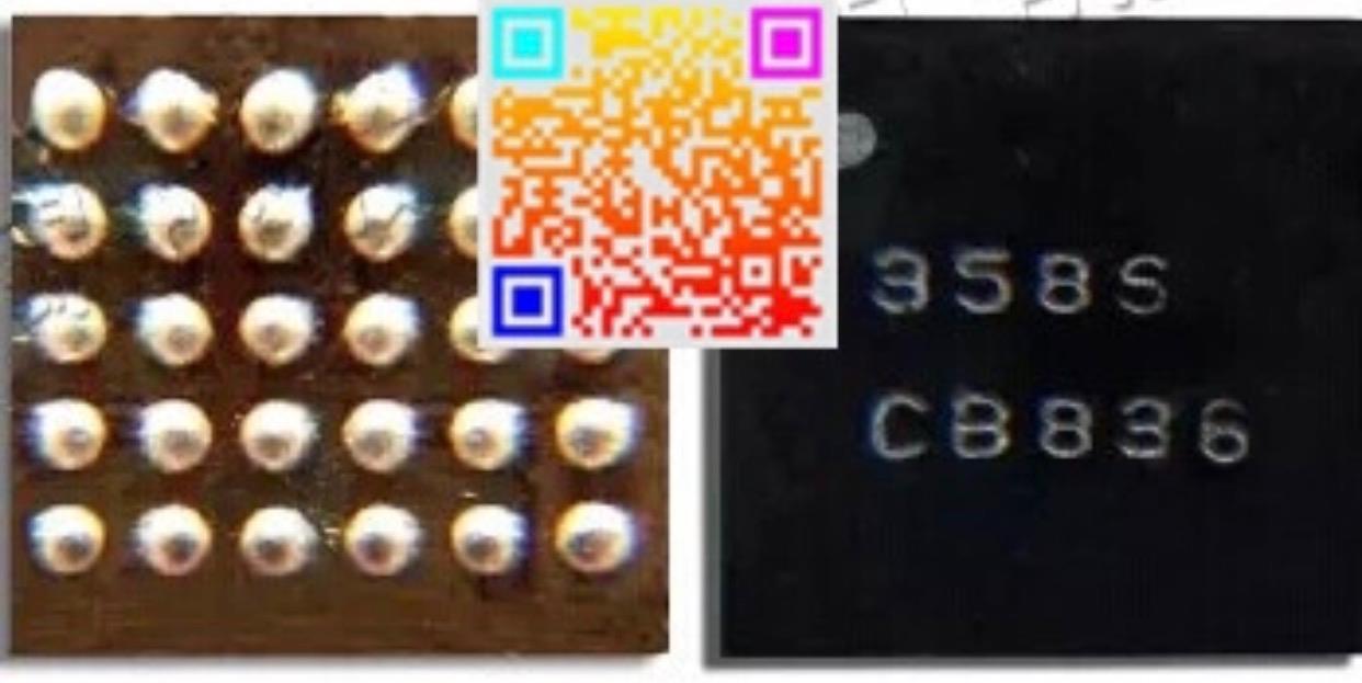 358S charging IC for Samsung Galaxy mega 5 8 i9152 T211 T210