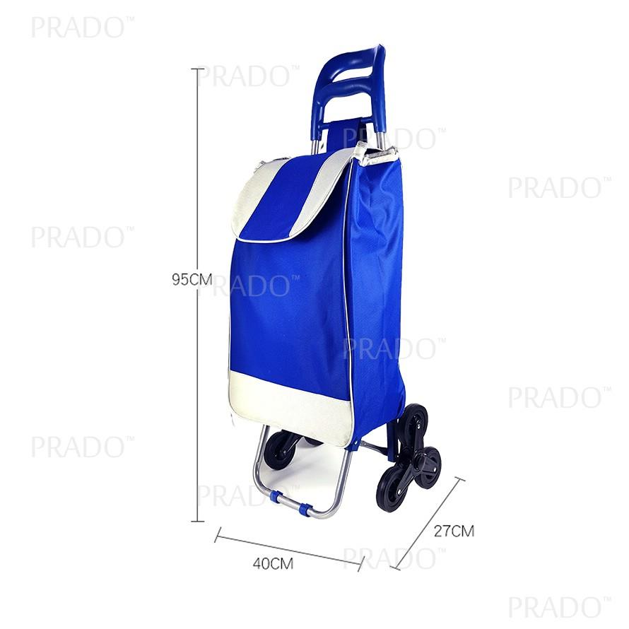 Stair Climbing Trolley Bag| Perú Gustoso