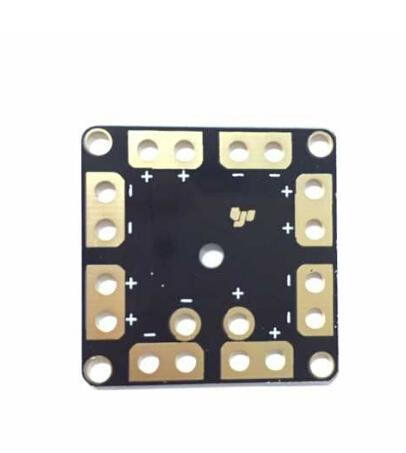 35MM 50MM Multirotor ESC Power Distribution Battery Board PCB Quadcopt