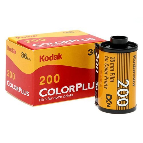 35mm Color Plus 200 Negative Film (36 Exposure) - KODAK - [1 BOX]
