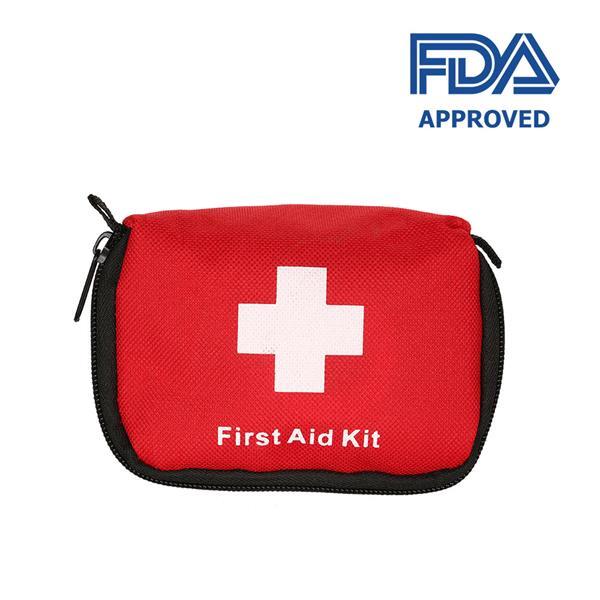 35PCS Portable First Aid Medical Kit