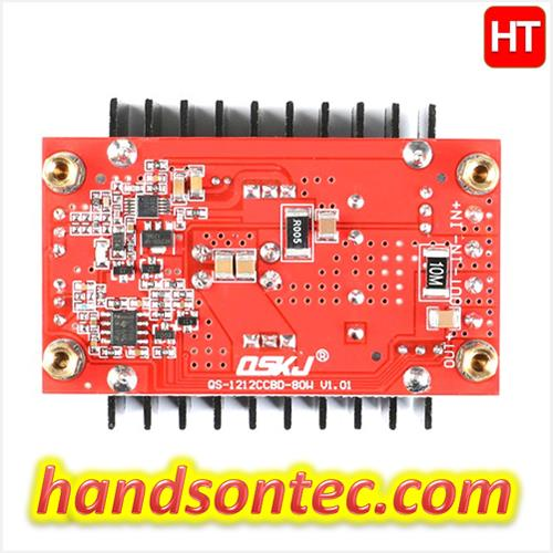 35V~8A Auto Step-Up/Step-Down DC-DC Converter Module