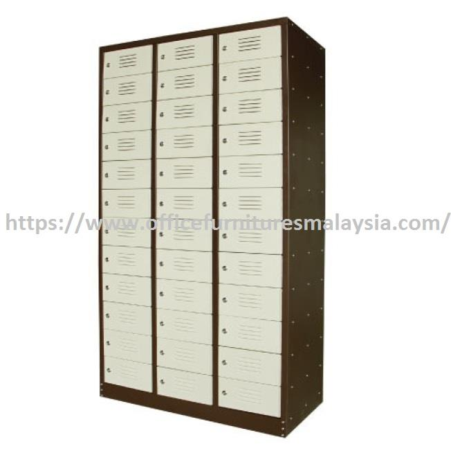 36 Compartment Steel Locker OFMS03 Sungai Buloh Cheras Ampang