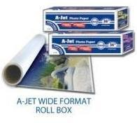 36' PHOTO GLOSSY (265GSM) Wide Format Photo Paper Roll