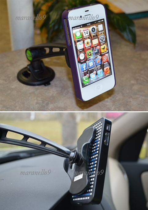New: 360° Rotation GRIPGO Universal Tablet, GPS ,Mobile, Car Mount.