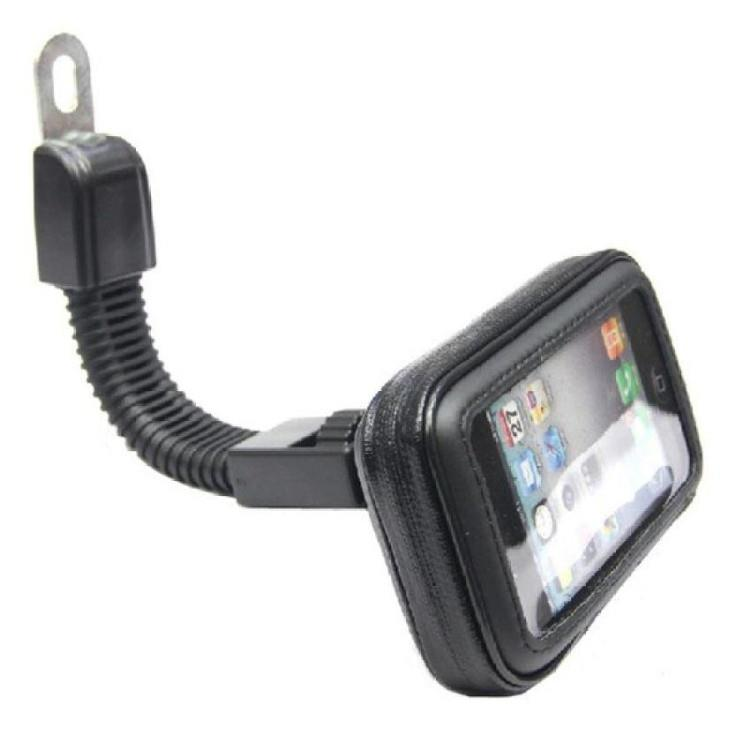 the best attitude a2a46 17537 360' Rotation Motorcycle Mobile Phone Mount Holder Waterproof GPS