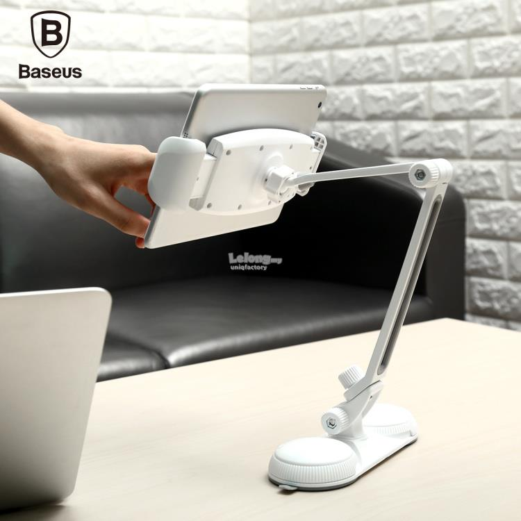 360 Rotation Phone Holder For 5.5-15 Inch Smartphone iPad Tablet