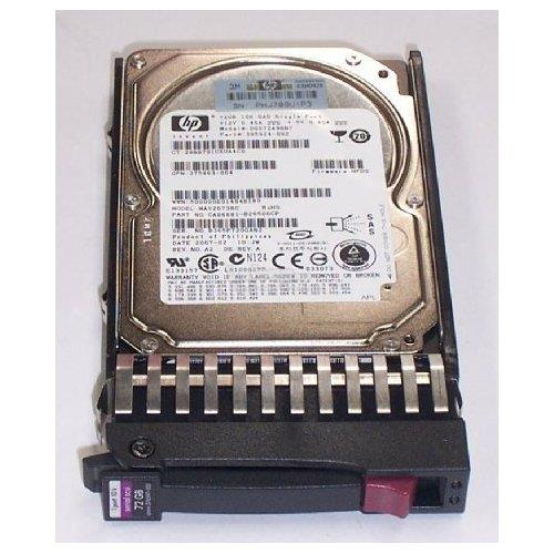 "376597-001 HP 72.0GB HOTSWAP SP SAS HDD 10K, 2.5"" (SFF)"