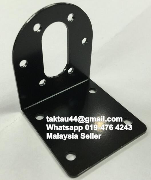 37mm Round 37GA 37GB 1.5mm JGB37 DC Motor Bracket / Holder