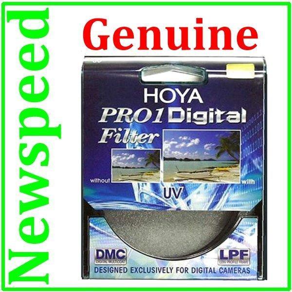 37mm Genuine Hoya PRO1 Digital Camera Lens UV Filter Protector