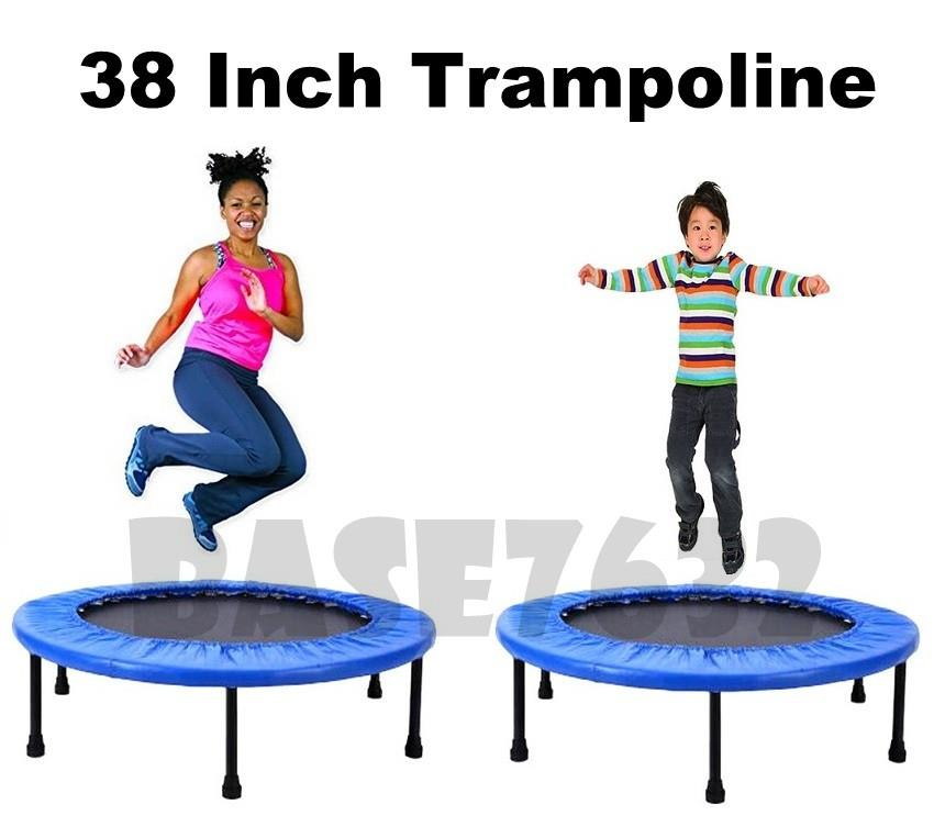 38inch 38 inch  Fitness Rebounder Trampoline Jumping Bed