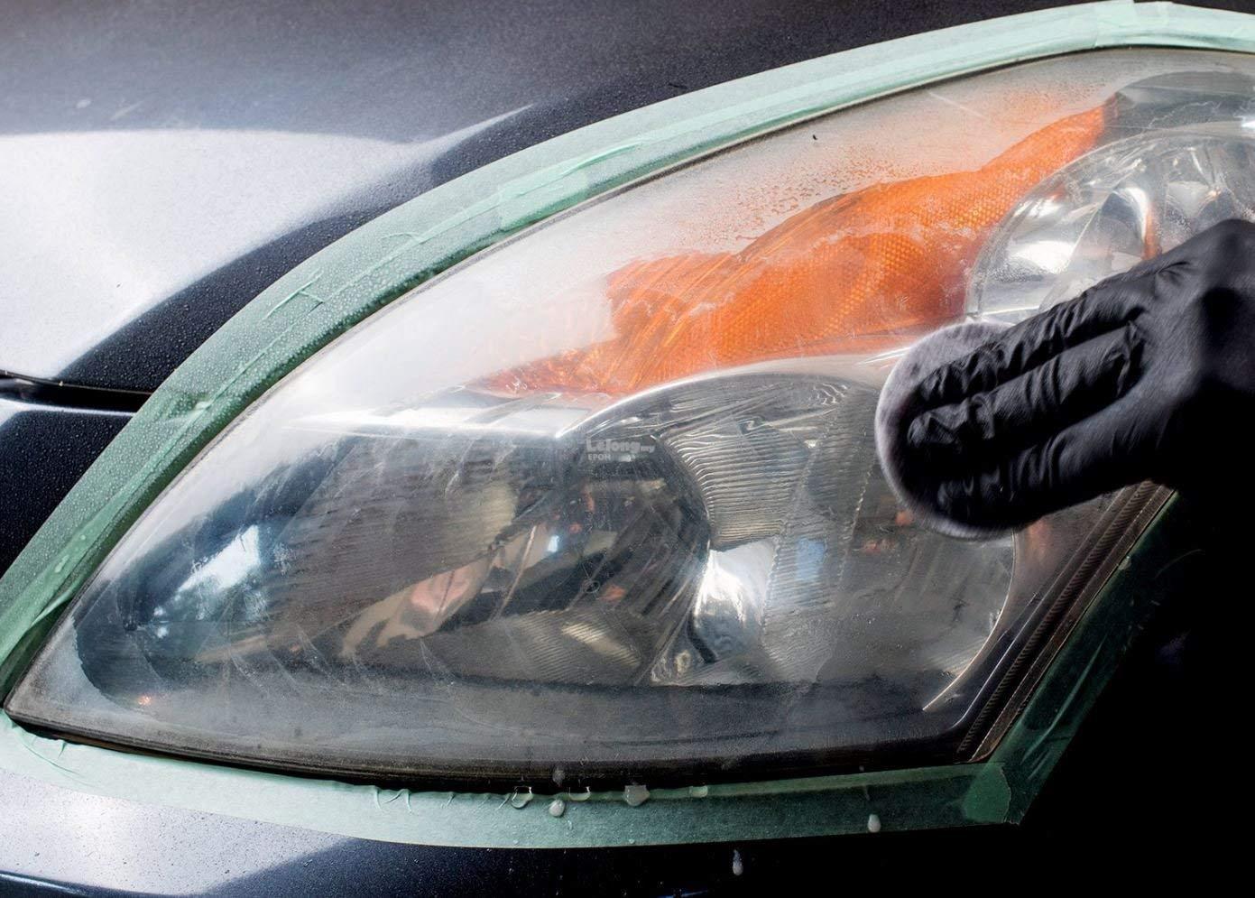39186 3M QUICK HEADLIGHT RENEWAL, CAR HEADLAMP RESTORE CLEANER LIGHT