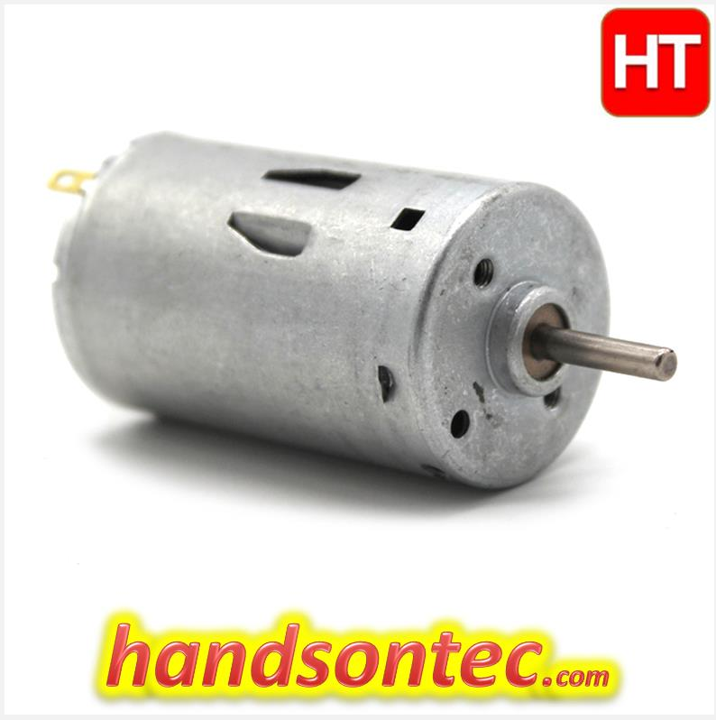 395 Brushed DC Motor 3800RPM@12V