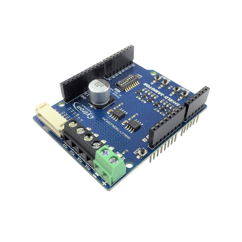3A Motor Driver Shield for Arduino