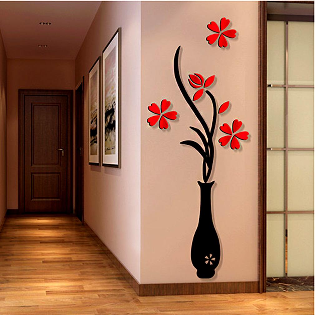 3D Acrylic Vase & Plum Pattern Roo end 11 22 2018 11 55 PM