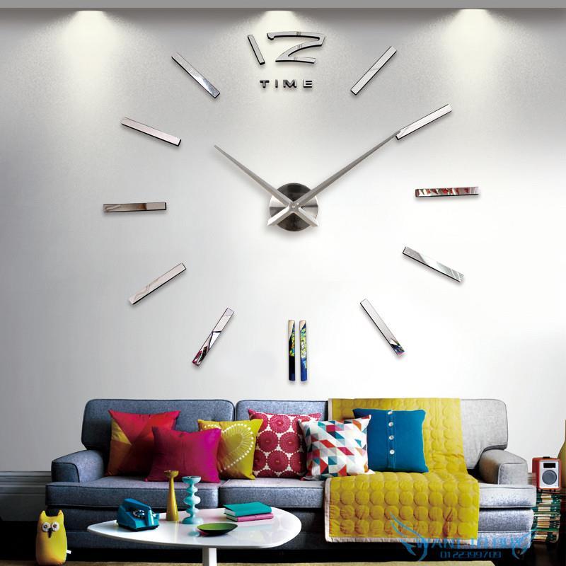 3D Big Wall Clock Premium Art Home D (end 9/10/2018 1:15 AM)