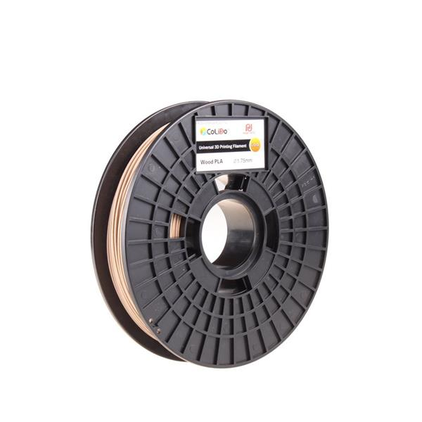 3D CoLiDo Filament Wood 175mm Yellow End 3 5 2019 915 AM