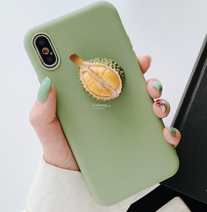 3D durian casing for Apple iPhone 6/6s/7/8 plus X/Xs XR/ XS max