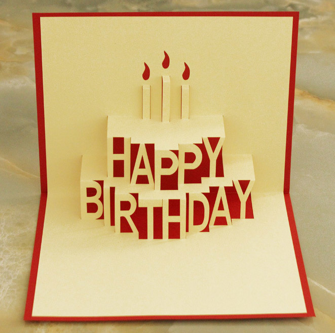 3D Happy Birthday Card PT034 End 9 27 2020 950 AM