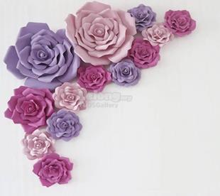 Paper flower decor romeondinez paper flower decor mightylinksfo