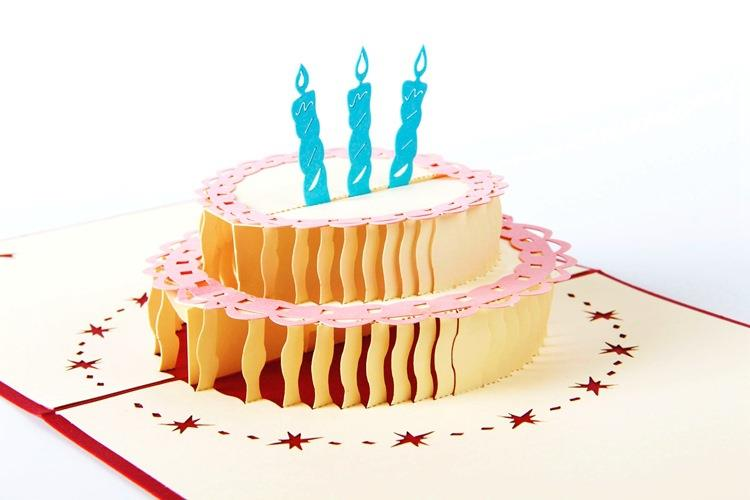 3d Pop Up Beautiful Birthday Cake G End 1232019 1036 Am