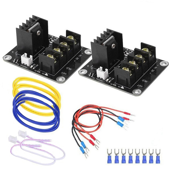 3D PRINTER MOTHERBOARD ACCESSORY HEATED BED MODULE KIT