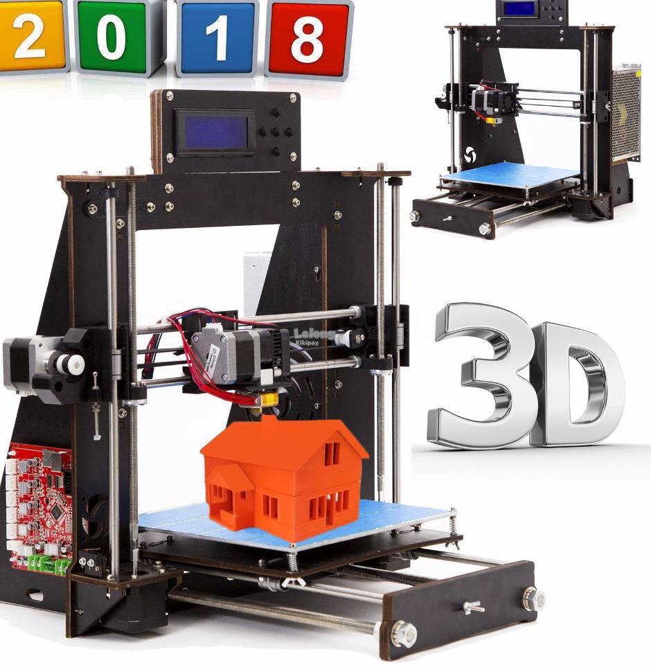 3D Printer Reprap Prusa I3 DIY MK8 L (end 1/13/2020 7:15 PM